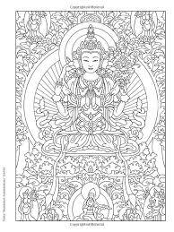 Boedha Kleurplaten Mandala Kleurplaten Kleurboek