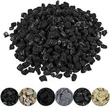 grisun ceramic gas fireplace lava rocks
