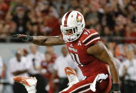 Louisville's Marcus Smith to work out for Falcons