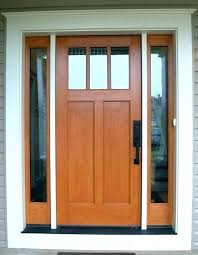 wood slab french doors patio