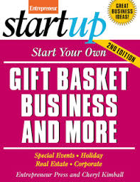 start your own gift basket business and