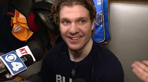 Blues rookie Robert Thomas talks ahead of pivotal game five against Dallas  - YouTube