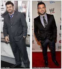 Adam Richman weight loss since quitting Man vs. Food...