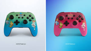 Best Buy Holding A Poll For Pokemon Sword And Shield Themed Controllers