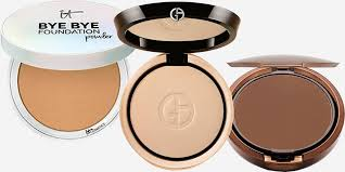 best powder foundation pact
