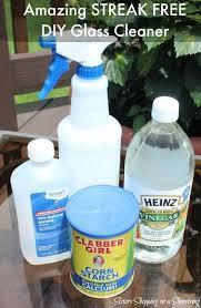 diy vinegar window cleaner strong