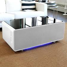 sobro smart coffee table with storage