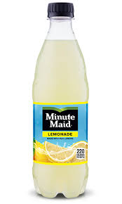 lemonade minute maid