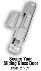 sliding door locks read what