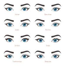 tips for beautiful winged eyeliner