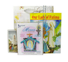 our lady of fatima grotto gift mater