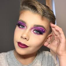 this 13 year old makeup prodigy is your