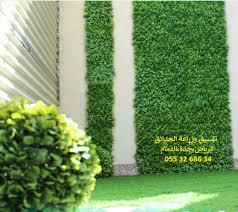 تنسيق حدائق عشب صناعي عشب جداري شلالات احواض حديقة سطح صغيرة سعر
