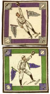 Lot Detail - 1914 B-18 Blankets Jimmy Austin Art Fletcher Ivy Olson Ray  Morgan Collection - Lot of 4