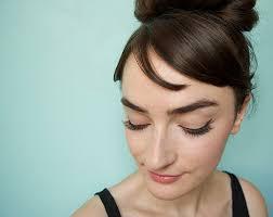 diy audrey hepburn s makeup from