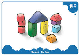 toys flash cards elf learning