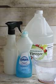 diy better than windex glass cleaner