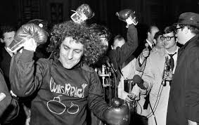 When Abbie Hoffman Threw Money at the New York Stock Exchange | The Nation