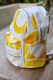 how to sew the outside applied pocket