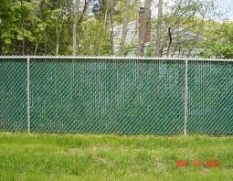 Chain Link Chain Link Fence Installation Affordable Fences Boston Ma