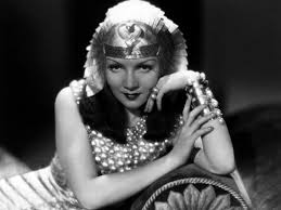 CLEOPATRA, 1934 directed by CECIL BeMILLE Claudette Colbert (b/w photo)'  Photo | Art.com