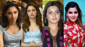 tollywood actress with without makeup