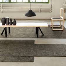 contemporary rug striped synthetic