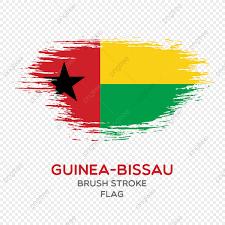 A Guiné Bissau Pincelada Bandeira, Pincel De Bandeiras, A Bandeira Do País,  Bandeira Nacional PNG e vetor para download gratuito
