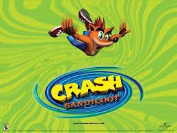 crash bandicoot wallpaper