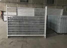 14 Microns 100gsm Pre Gal 3 00mm Wire Spacing 60mm X 150mm Outer 32mm 1 4mm 2100mm 2400mm Light Duty Temp Fence Panels For Sale Temporary Fence Panels Manufacturer From China 108919827