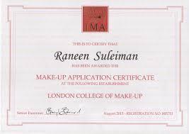 benton makeup academy