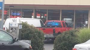 Huge Car Window Decal Anyone Know Where To Buy Seahawks