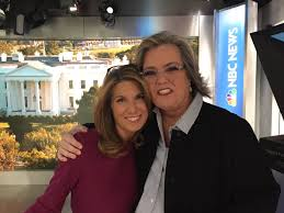 "Nicolle Wallace on Twitter: ""Loved seeing my friend ⁦@Rosie⁩ today… """