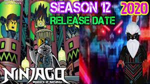 NINJAGO: SEASON 12 RELEASE DATE - YouTube