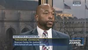 "Theodore ""Ted"" R. Johnson | C-SPAN.org"