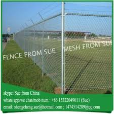 Galvanized Chain Link Fence Mesh Post Extender Global Sources
