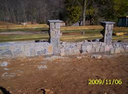 Cd Construction Blog Archive Stone Fence Example