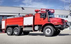 mercedes benz fire truck wallpapers
