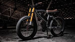 aevon le cafe racer an ebike you can