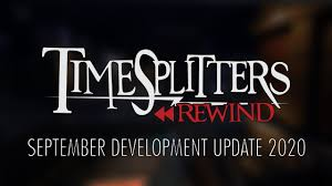 TimeSplitters Rewind Update September 2020 (Gameplay, Progress,  Multiplayer) - YouTube
