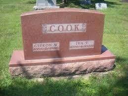 Iva Viola Thornbrugh Cook (1886-1954) - Find A Grave Memorial