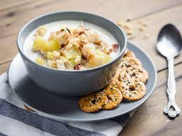 Slow Cooker Fish Chowder Recipe