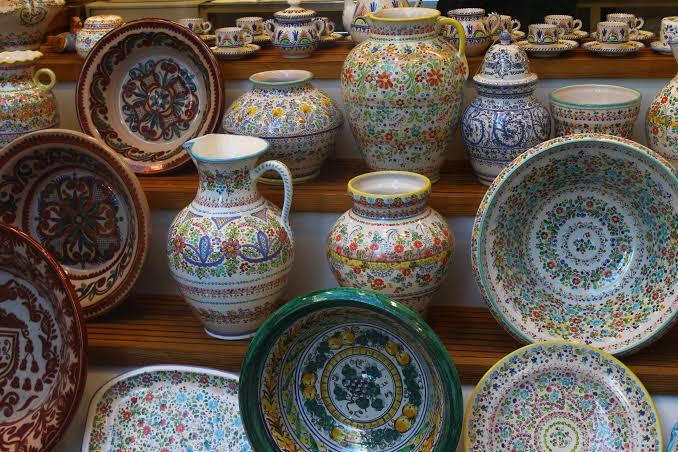 spain ceramics