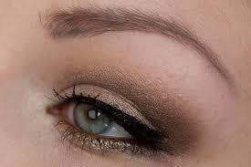 dior night golds makeup tutorial