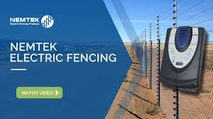 Nemtek Electric Fencing Youtube