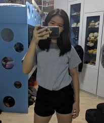co clic mid rise short on carousell