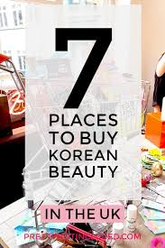 7 places to korean beauty in the uk