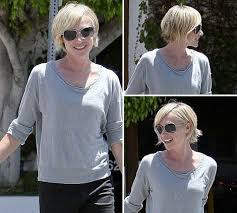 Portia De Rossi's New Haircut   Portia de rossi short hair, Short hair  styles, Portia de rossi hair