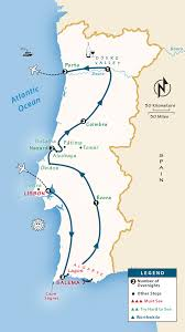portugal itinerary where to go in