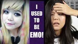 emo makeup tutorial for middle